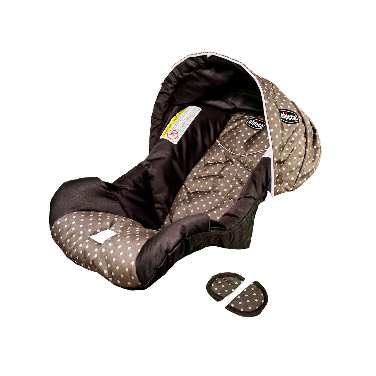 Keyfit  Infant Car Seat Cover Canopy And Pads Lilla