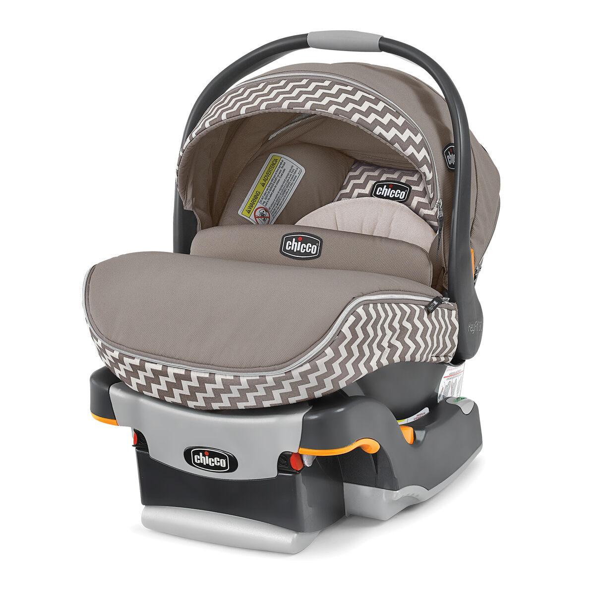 Chicco Keyfit  Zip Infant Car Seat Stroller