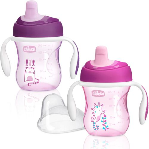 Designed for babies 6 months and older