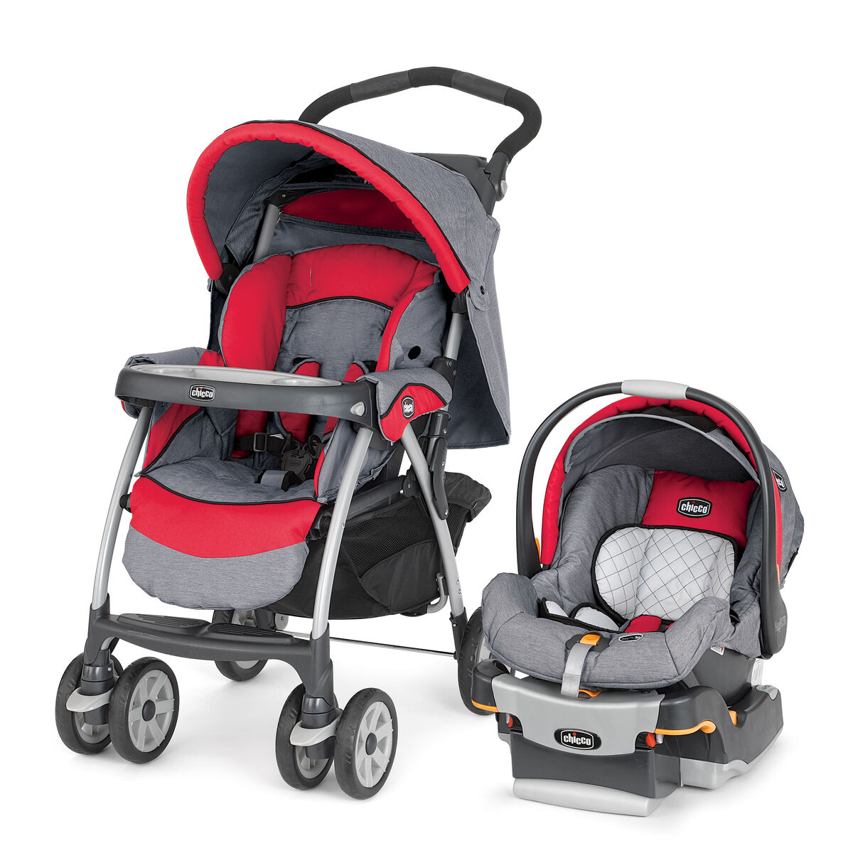 Chicco Cortina Travel System Vivid