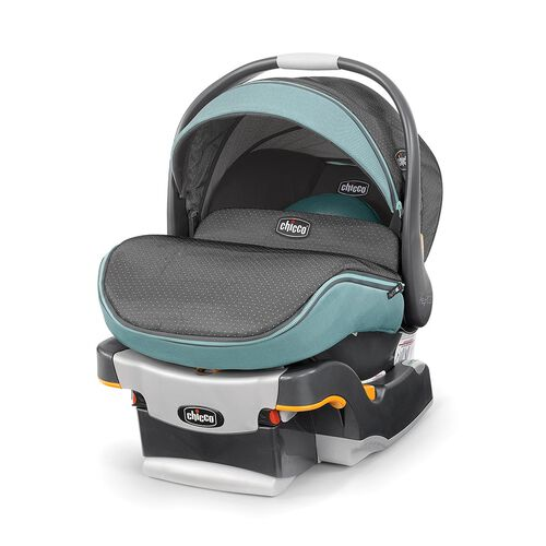 KeyFit 30 Zip Infant Car Seat & Base - Serene in