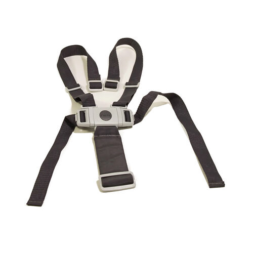 Stack Highchair - 5 point Harness Strap in