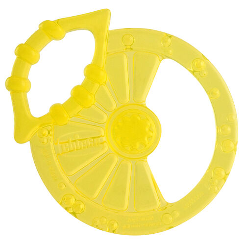 The NaturalFit 2M+ Lemon Teether is perfect for babies in the biting stage of teething