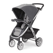 Bravo Quick-Fold Stroller - Moonstone in