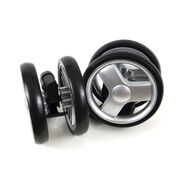 Replacement rear wheels and brakes for Chicco Liteway Stroller