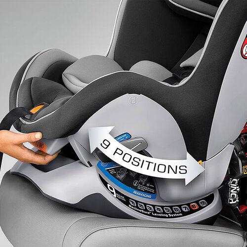 NextFit iX Zip Convertible Car Seat - Spectrum in