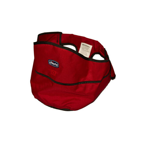 chicco hook on seat cover - red