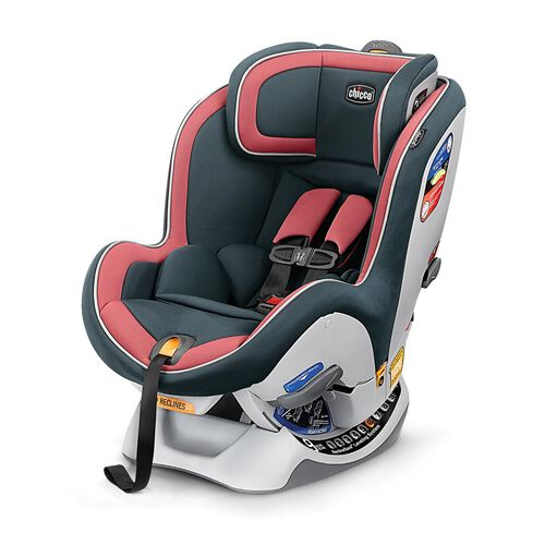 NextFit iX Convertible Car Seat - Sea Coral in
