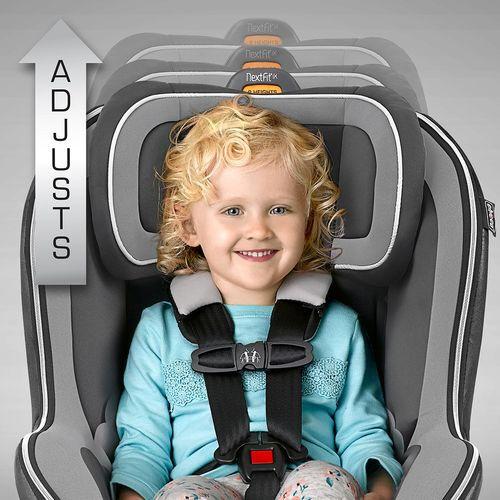 NextFit iX Zip Air Convertible Car Seat - Quantum in