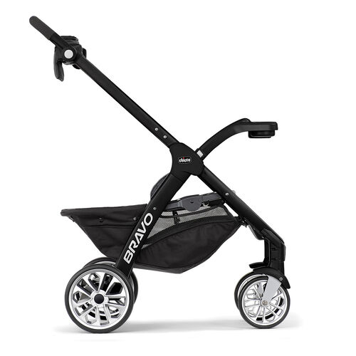 Chicco Bravo LE Stroller in KeyFit Carrier Mode