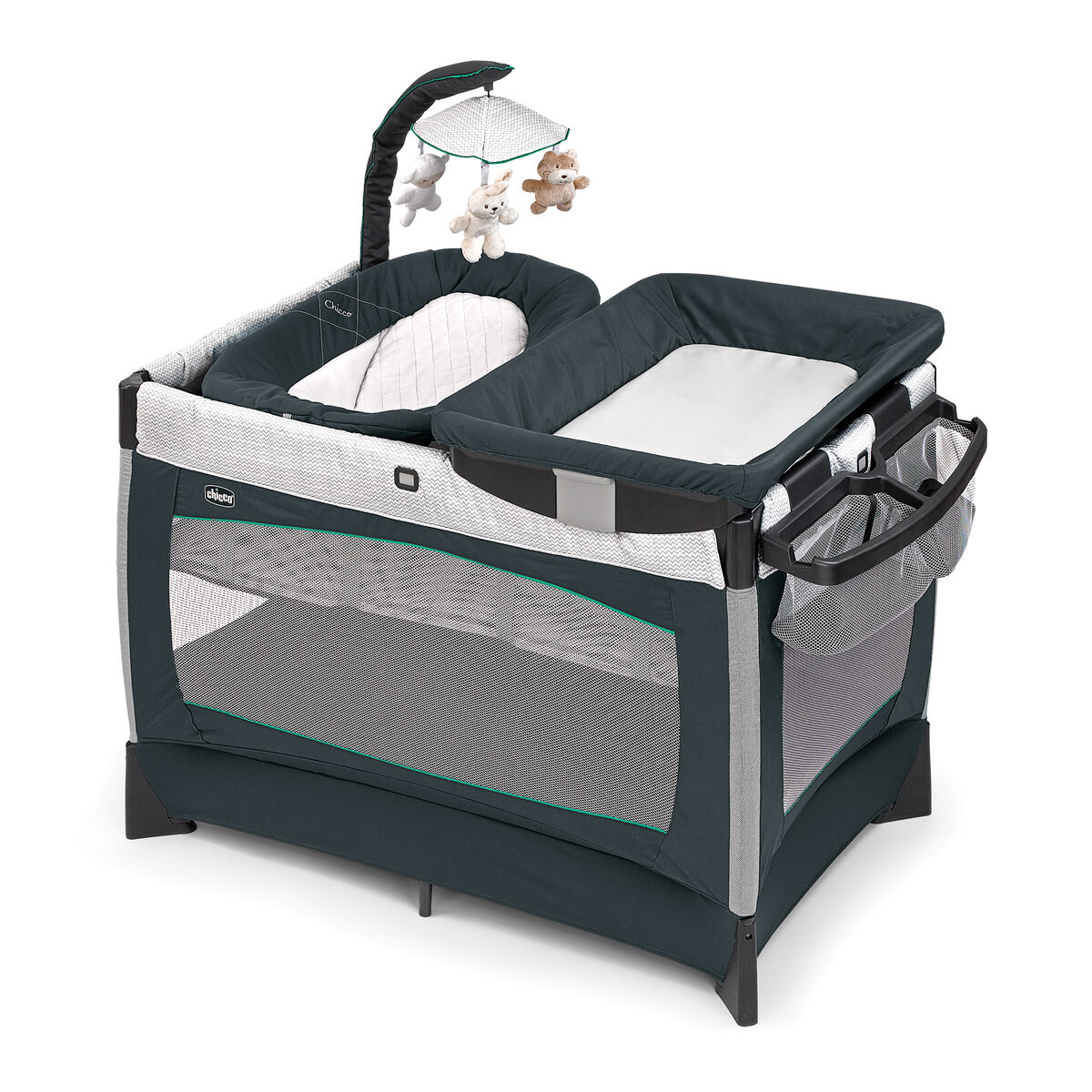 Baby crib playard - Lullaby Baby Playard Empire