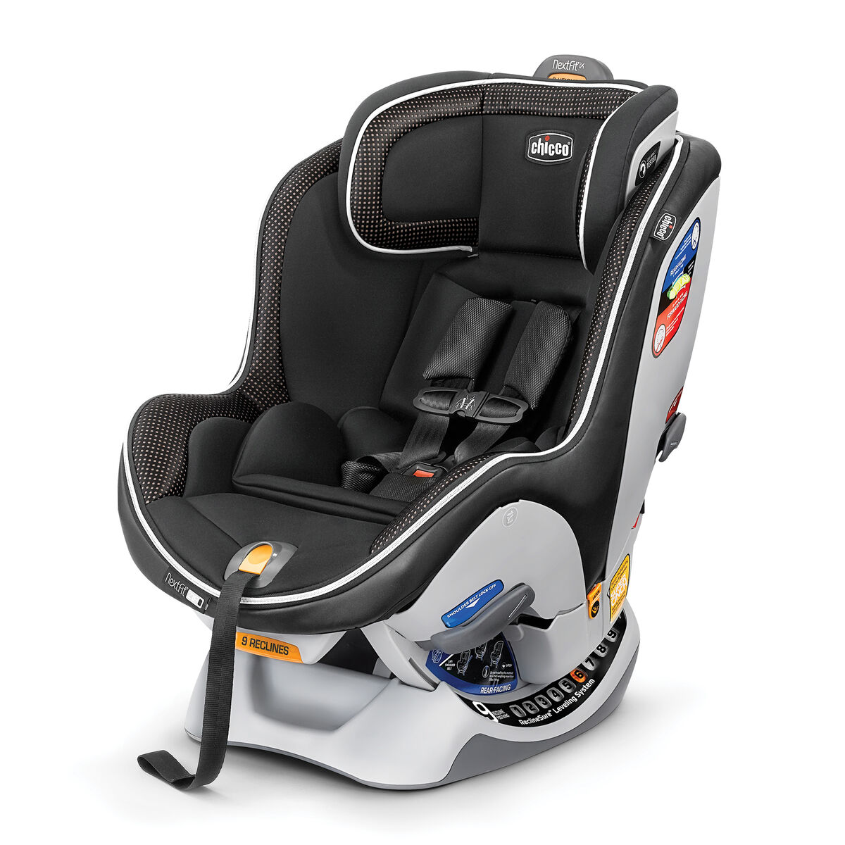 Chicco Nextfit Ix Zip Luxe Convertible Car Seat Dolce