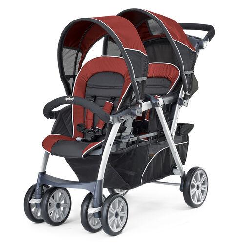 chicco cortina together element double stroller. Black Bedroom Furniture Sets. Home Design Ideas