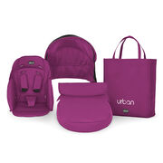 Color pack for Chicco Urban Stroller - fuchsia Magia style