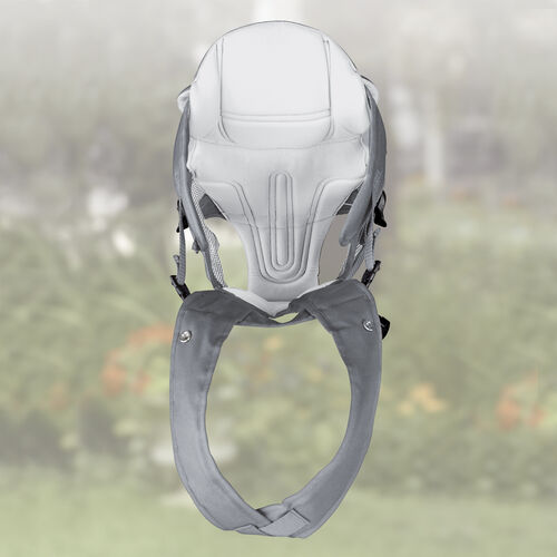 The lining inside the UltraSoft Baby Carrier provides padding and ventilation for optimal comfort