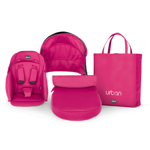 Chicco Urban Color Pack in bright pink