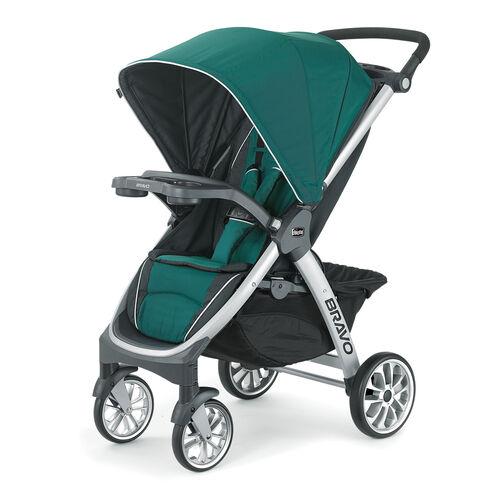 Bravo Quick-Fold Stroller - Chakra in