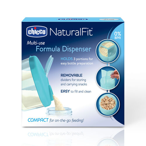 NaturalFit Multi-Use Formula Dispenser in