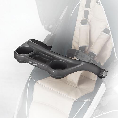 chicco bravo stroller child 39 s tray keyfit infant car seat adapter. Black Bedroom Furniture Sets. Home Design Ideas