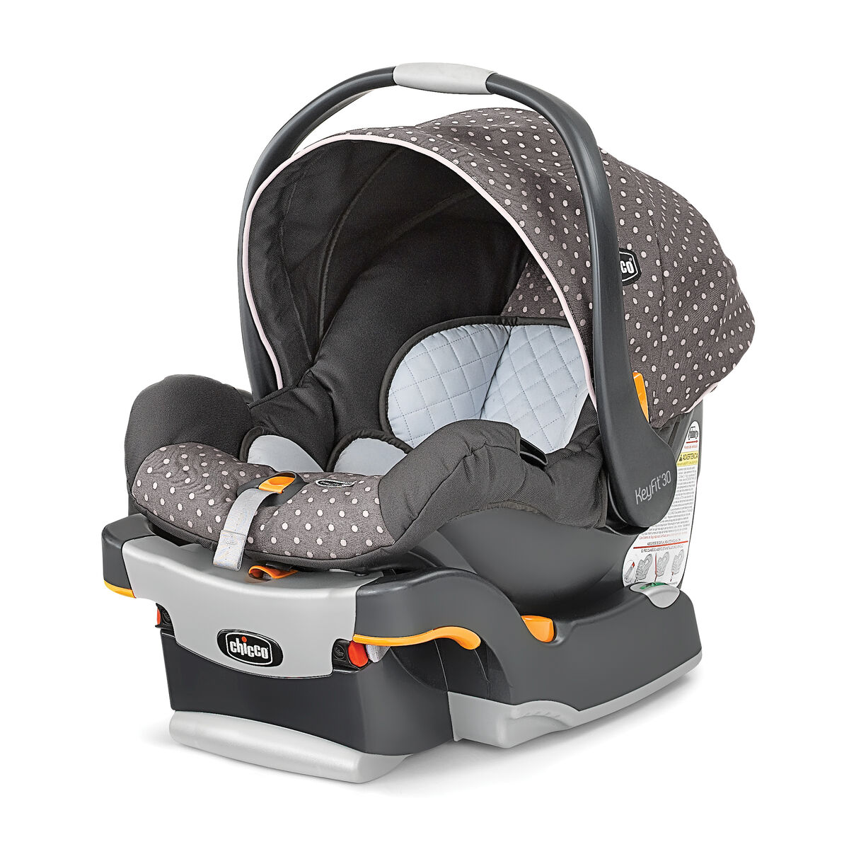 chicco keyfit 30 infant car seat base lilla. Black Bedroom Furniture Sets. Home Design Ideas