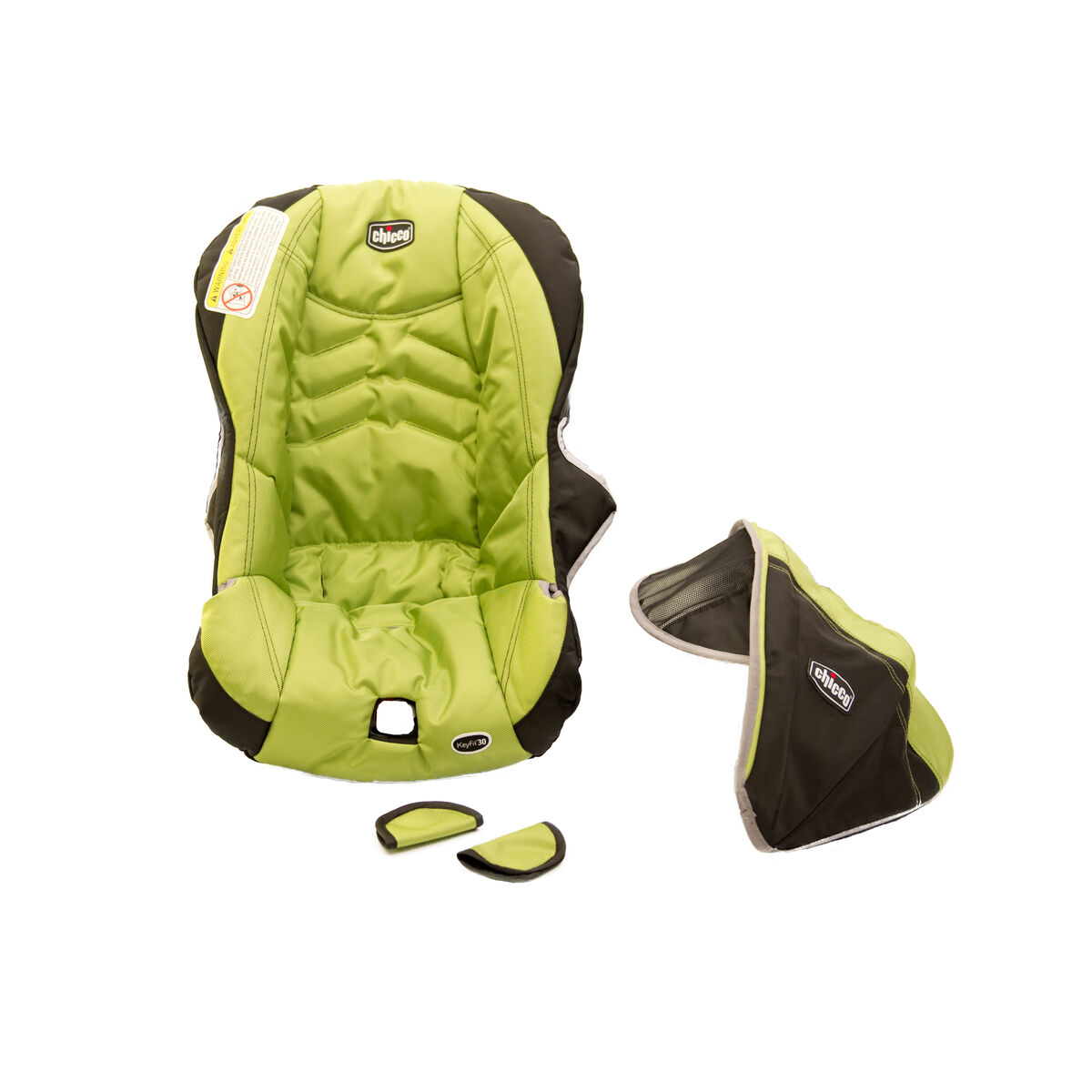 Keyfit 30 Surge Seat Cover Canopy And Pads