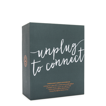 UNPLUG TO CONNECT