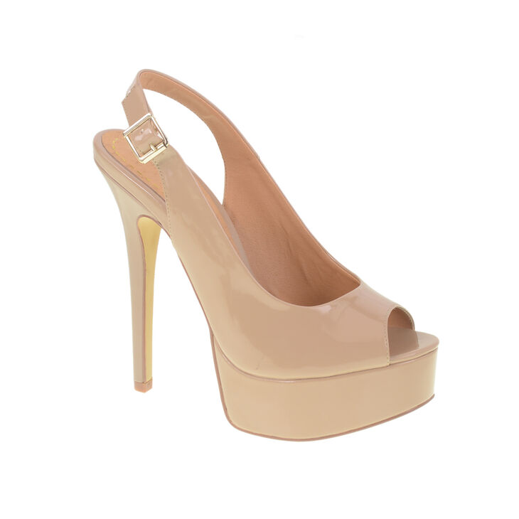 Chinese Laundry Abba Heels in New Nude Size 10.0