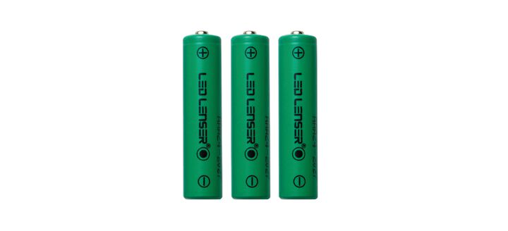 Ni-MH AAA Battery - 3-Pack
