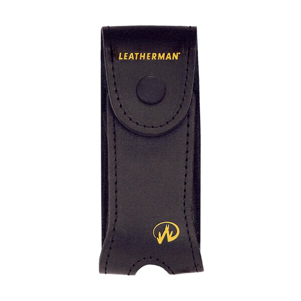Premium Leather Sheath - 4""