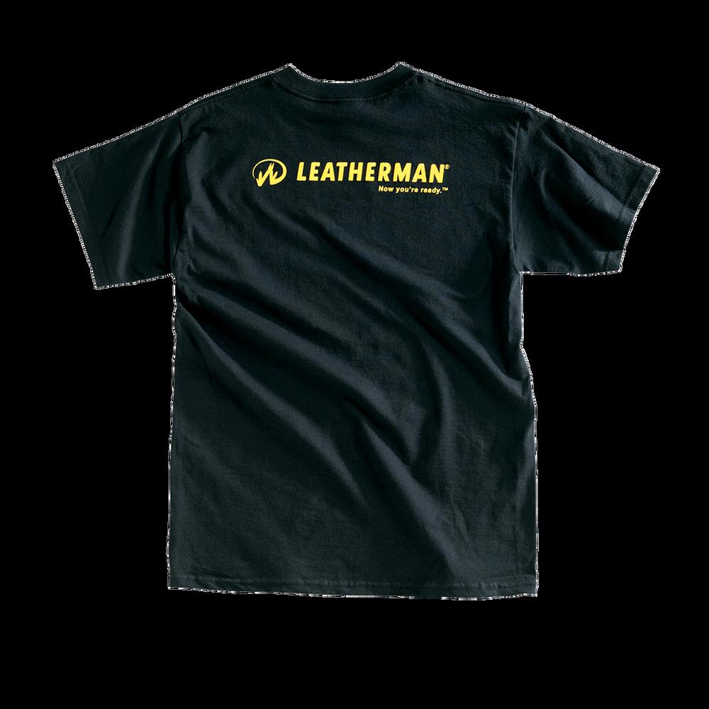 Womens Black Logo T-Shirt