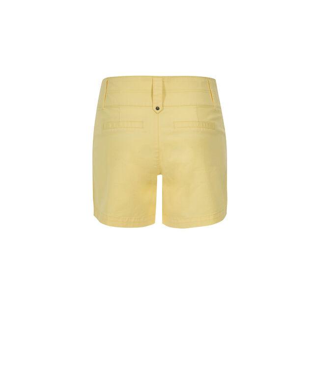 Brooke Twill Tab Short, Yellow, hi-res