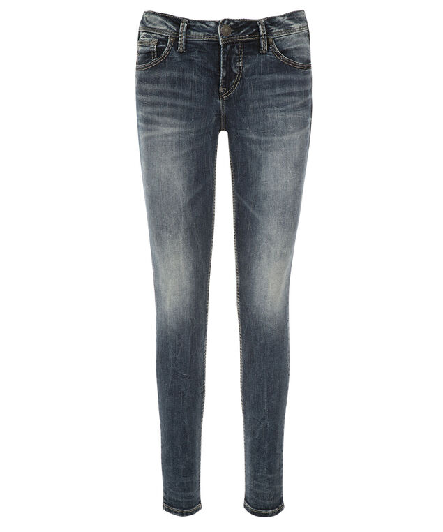 Silver Jeans Co. Suki Skinny Jean, Denim, hi-res