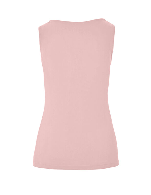 Rose Pink Essential Layering Top, Rose Pink, hi-res