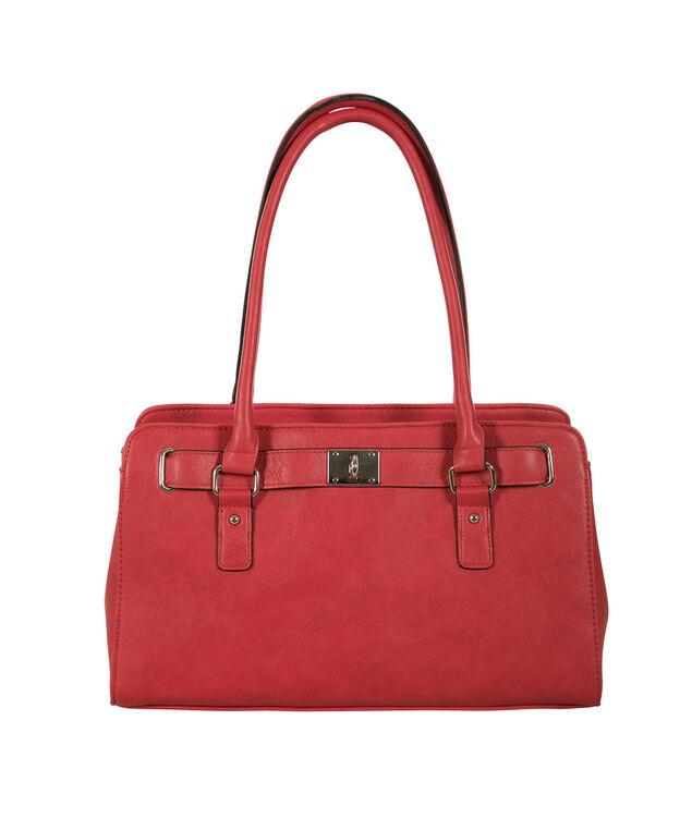 East West Bag, Poppy Red, hi-res