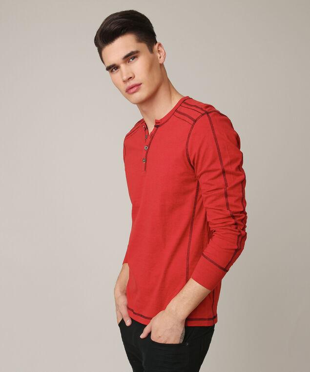 wendell, RUBY RED/ BLACK, hi-res