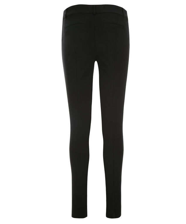 Microtwill Super Slim Seam Leg, BLACK, hi-res