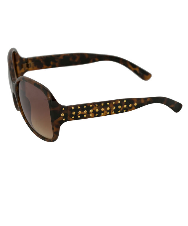 Bling Arm Sunglasses, Tortoiseshell, hi-res