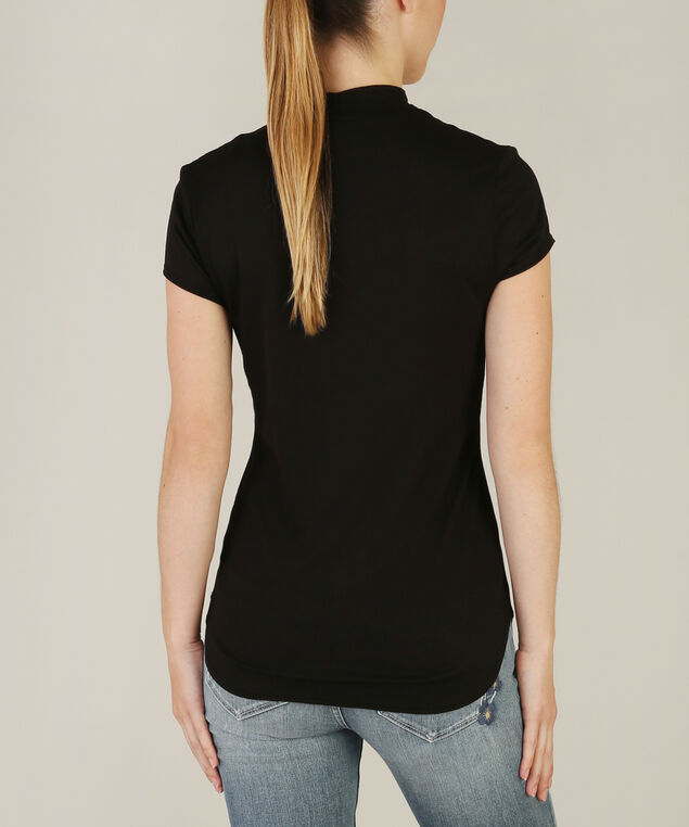 gigi neck lattice front top - wb, BLACK, hi-res