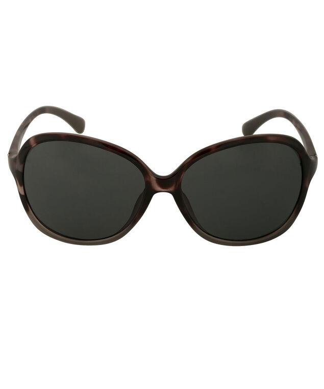 Ombre Print Frame Sunglasses, Purple/Grey, hi-res