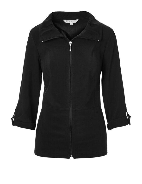 Black Energy Jacket, Black, hi-res