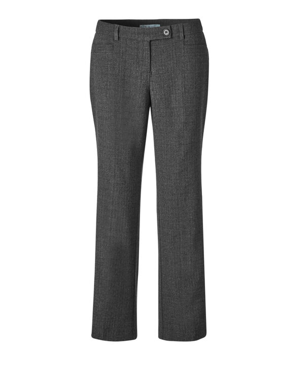 Classic Curvy X-Short Trouser, Charcoal, hi-res