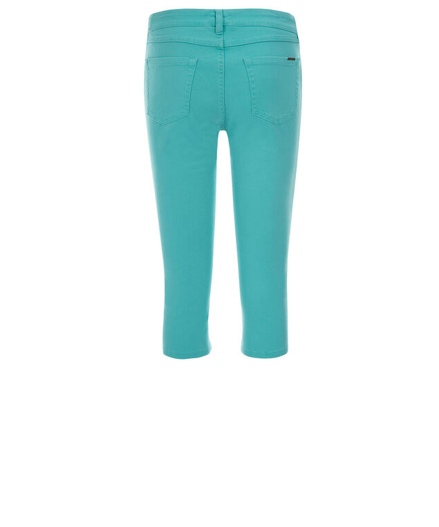 Ultimate Power Stretch Jegging Capri, Aqua, hi-res