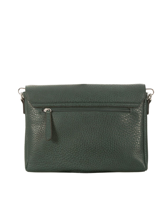 Sycamore Square Detail Bag, Dark Sycamore Green, hi-res