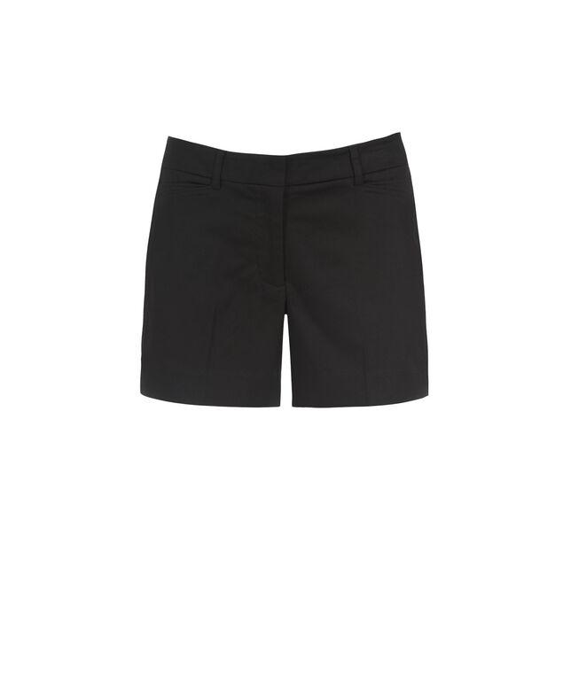 Sateen Short, Black, hi-res