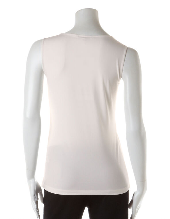 Essential Layering Top, Ivory, hi-res