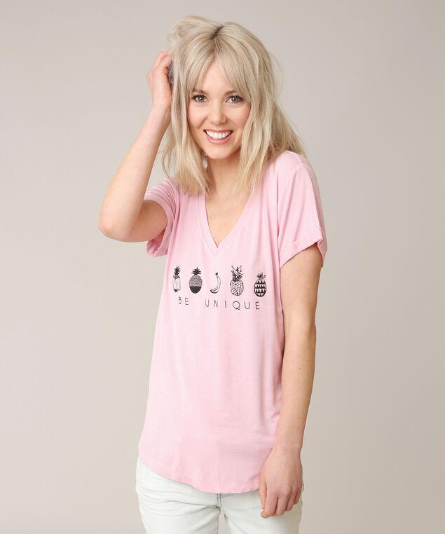 paige pink shirt, PINK, hi-res