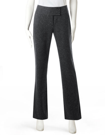 Every Body Fit Charcoal Speckle Pant