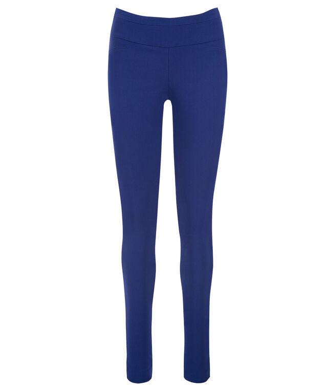 Microtwill Super Slim Leg - Long, Royal Blue, hi-res