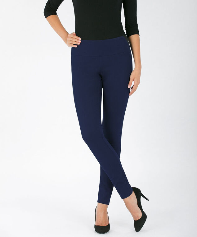 Instant Smooth Canvas Jegging, Deep Sapphire, hi-res