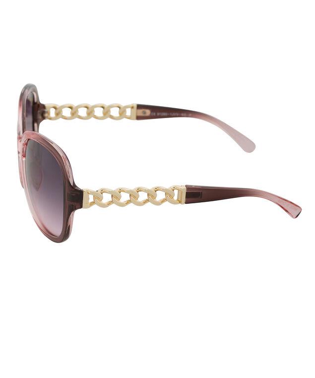 Ombre Frame Sunglasses, Pink, hi-res